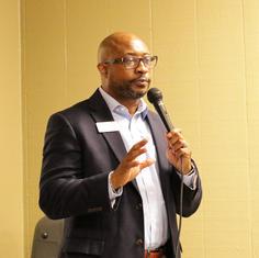 Leon Jones, Jr. Candidate Arkansas Attorney General
