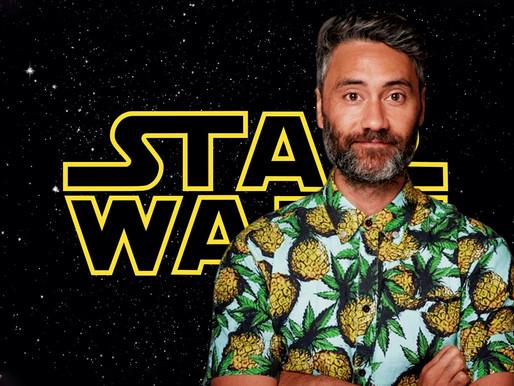 Taika Waititi al frente de la nueva producción de Star Wars