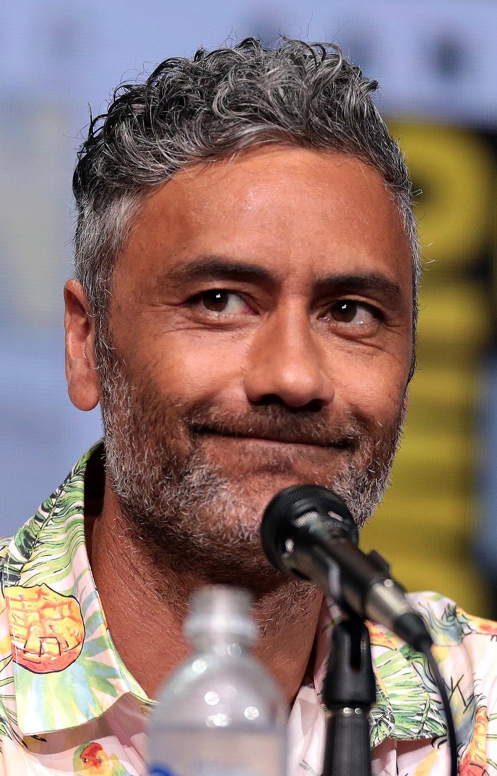 Waititi en la Comic Con