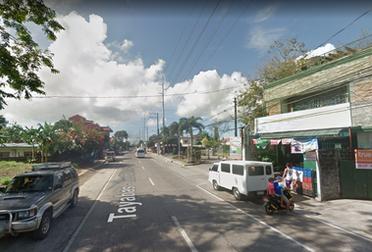 Tayabas-Lucena Road into Lucena