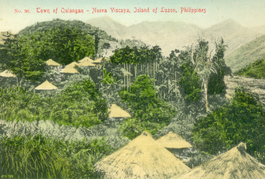 Town of Quiangan - Nueva Viscaya, Island of Luzon, Philippines