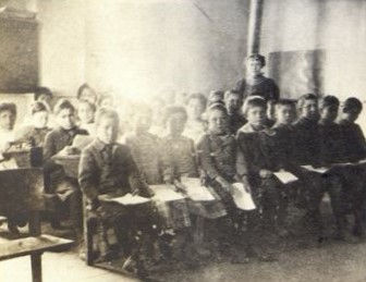 Santee students in classroom