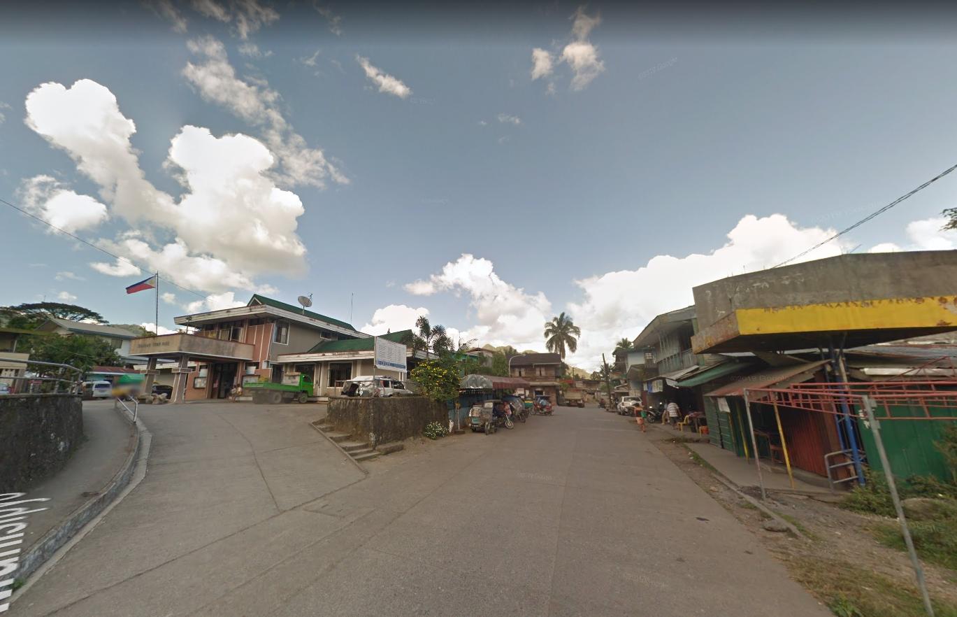 Kiangan Town Hall, Cordillera Administrative Region, Ifugao, Philippines