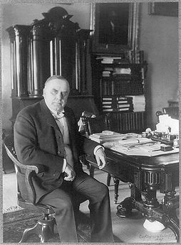 Portrait of William McKinley, U.S. President, 1897-190; 1897; Frances Benjamin Johnston (1864-1952; Photograph