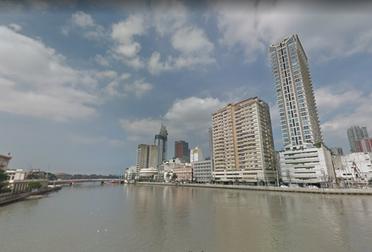 MacArthur Bridge, Pasig River, Manila, Philippines