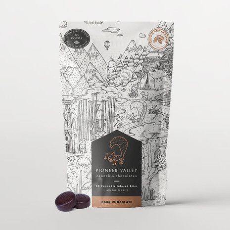 Pioneer Valley - Original Dark Chocolate