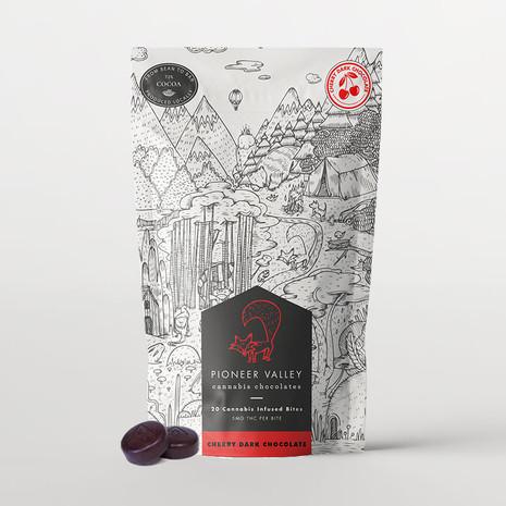 Pioneer Valley - Cherry Dark Chocolate