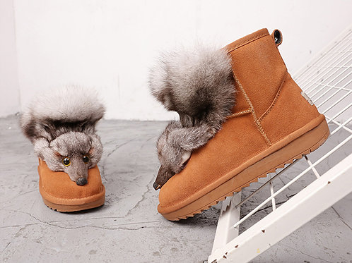 TYJC WINTER BOOTS