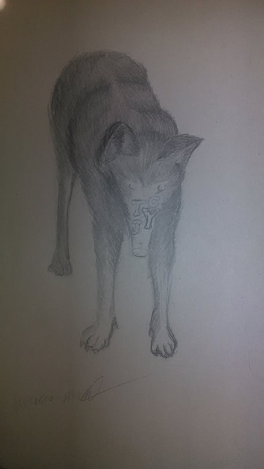original wolfram by our Head Artist