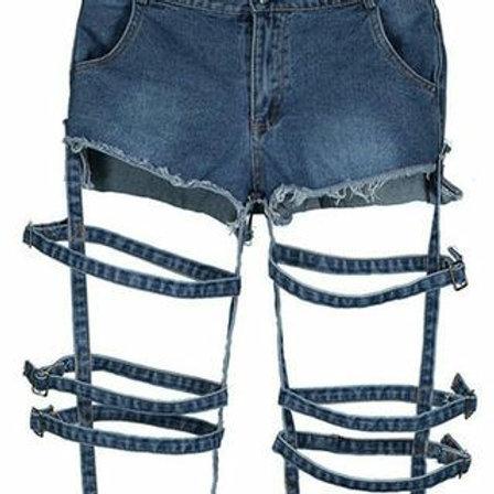 """CoyTus """"ATTACHED"""" Denim Jeans"""