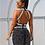 Thumbnail: Ocstrade Black Sexy Halter Bodycon Bandage Dress