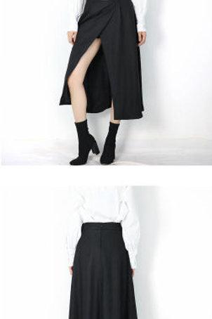 "CoyTus ""CONFEDERATION"" Split Skirt"