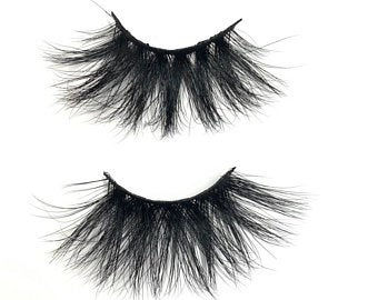 3D Mink lash strips with install $20