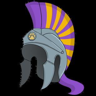 Bulldog Gladiator Helmet