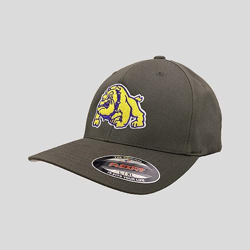 Fitted Bulldog Cap