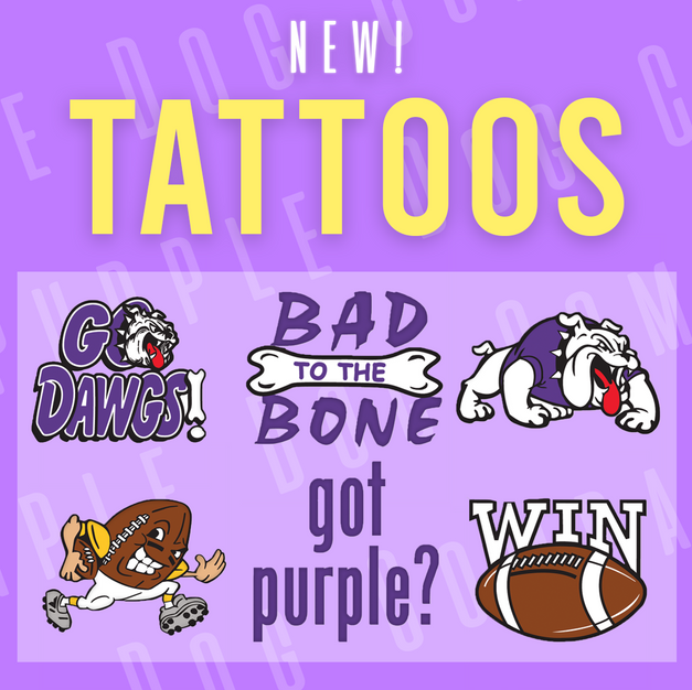 25. Bulldog Tattoos