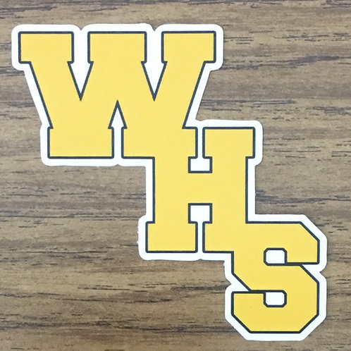 WHS Decal
