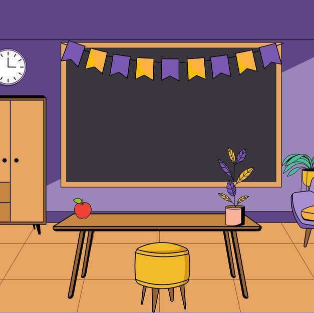 22. Wylie Classroom Background