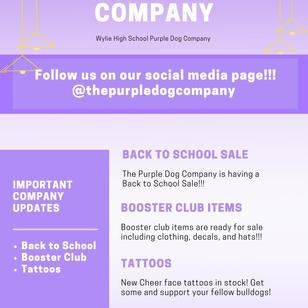 PDC Social Media Info