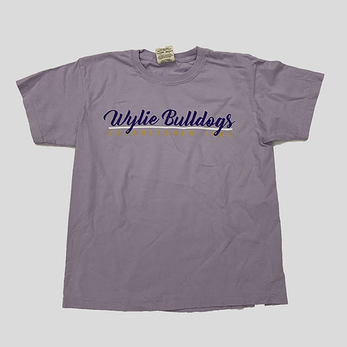 Youth Lavender Est. 1902 Short Sleeve