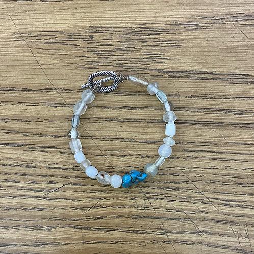 Bracelet w/ Turquoise Stone