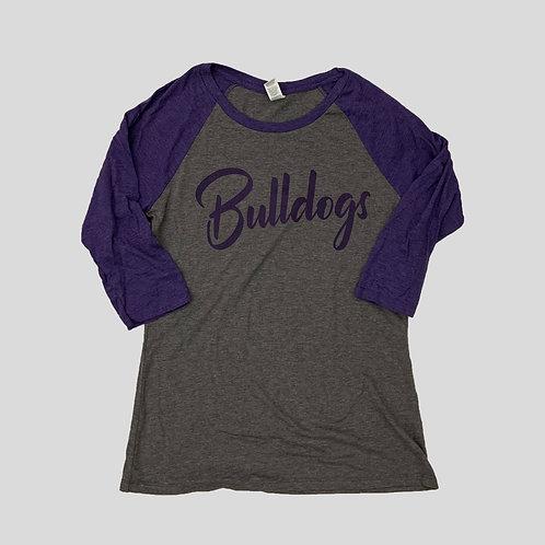 Bulldogs Raglan Shirt