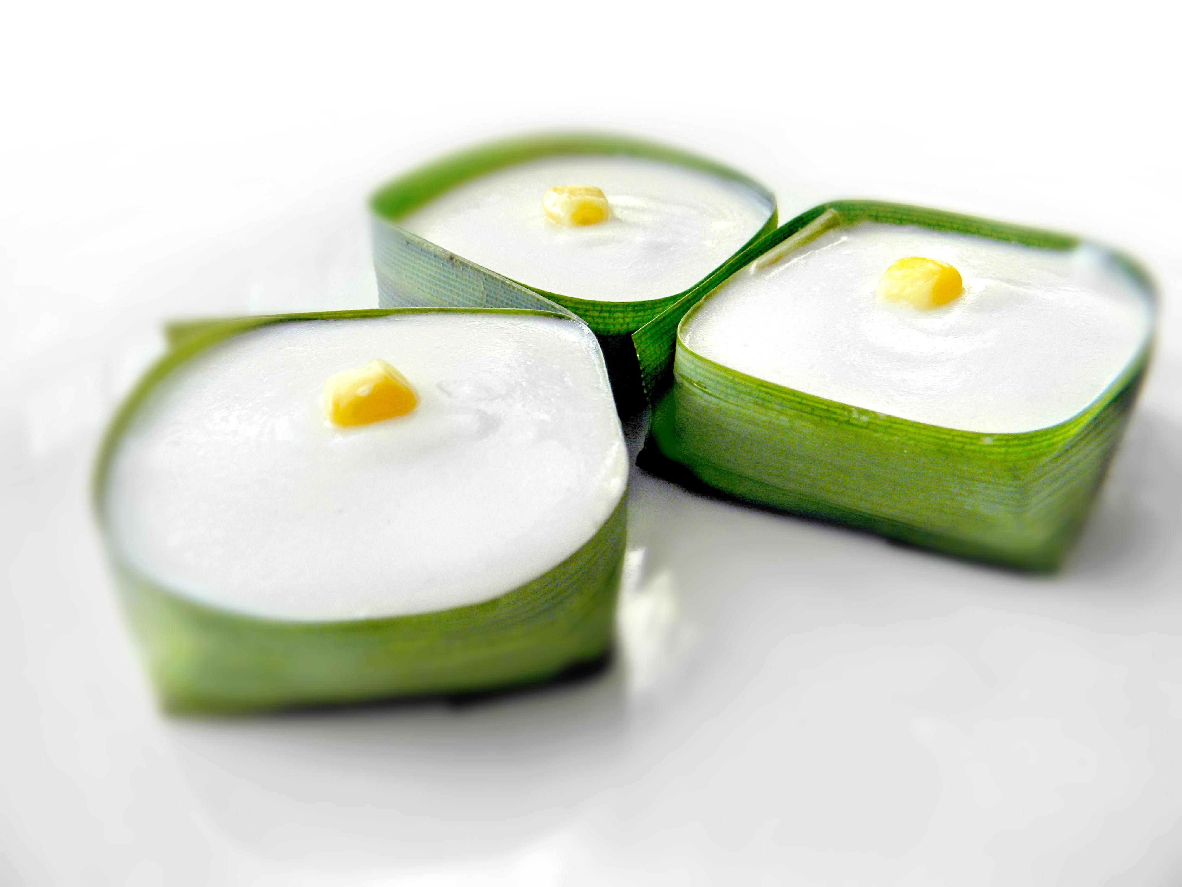 Sweet Tapioca with Coconut Cream
