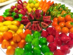Mung Bean Assorted Mock Fruits