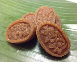 Rice Cracker Cake