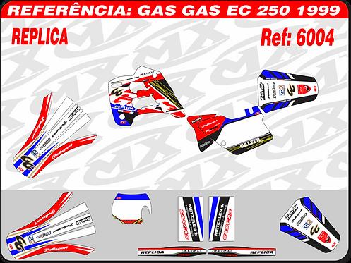 Adesivos GasGas Ec 250 1999