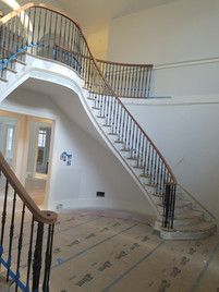 grand entrance stair