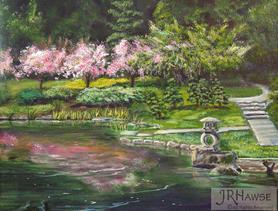 Japanese Garden Spring