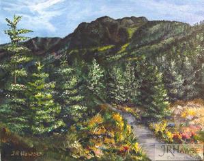 Gold Creek Trail 1