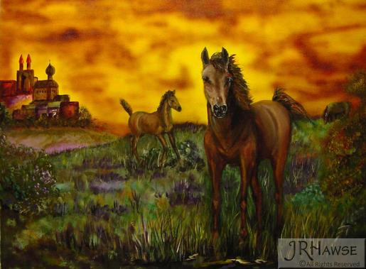 Russian Arabians