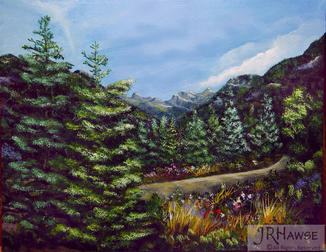 Gold Creek Trail 2