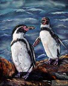 Penguin Trip 1