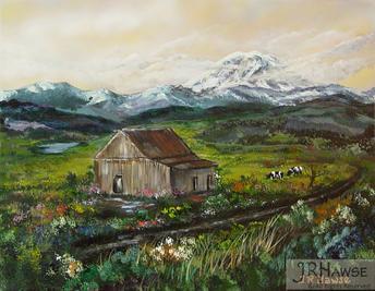 Granny Jones Barn