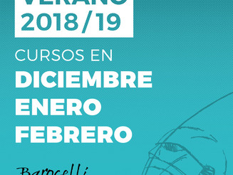 CURSOS DE VERANO