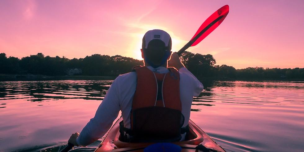 Descente de la Lesse (Sortie kayak)