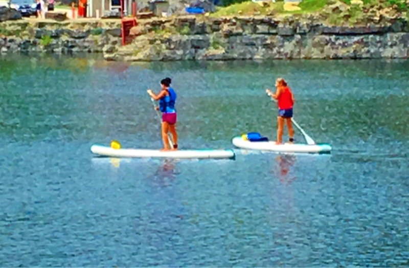 All About Stand Up Paddleboarding