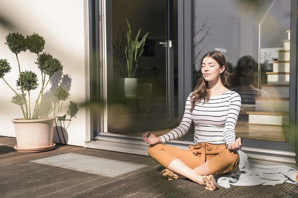 focussed meditation