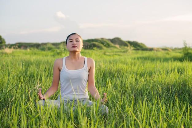 Pranayama for stress and anxiety