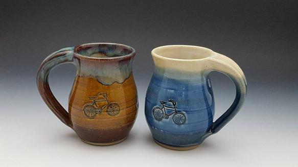 Bicycle Mugs