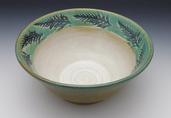 Cedar Serving Bowl