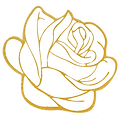 Lilly Anne Flower Logo
