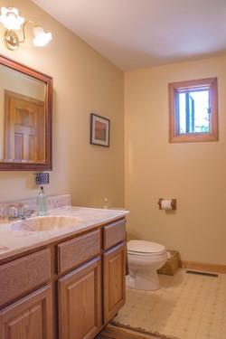 1st level bathroom