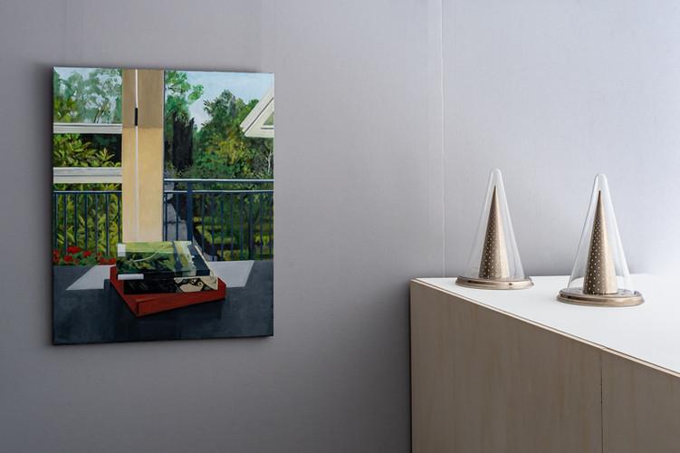 Rear Window, Parallax, photo by Ruth Ward