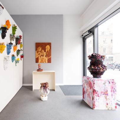 Installation photo by Ruth Ward