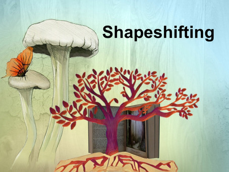 Fairies and Poems II: Shapeshifting