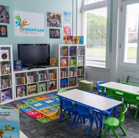 St. Luke Legacy Center Library